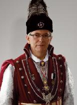 Starszy Bractwa Janusz Kowalski