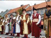 Z okazji Święta WP na Rynku - 2008 r.