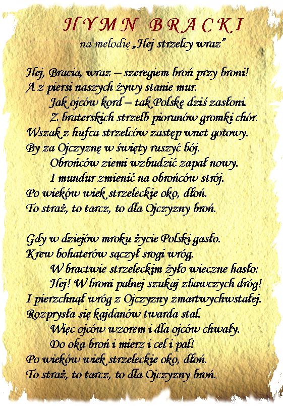 hymn bracki